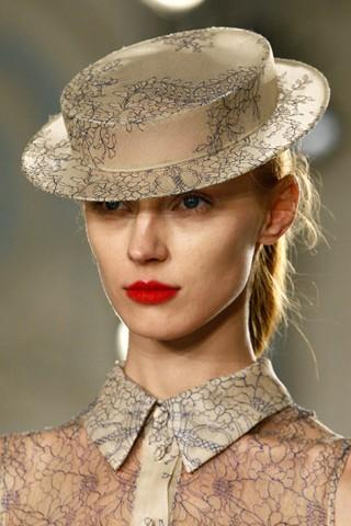 Hats All Over The Spring Summer 2012 Catwalks (1/6)