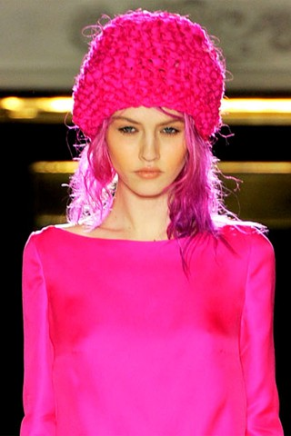 Hats All Over The Spring Summer 2012 Catwalks (4/6)