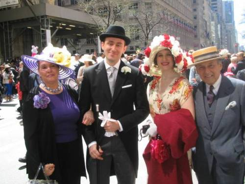 Easter Parade 5th Ave. New York (5/6)