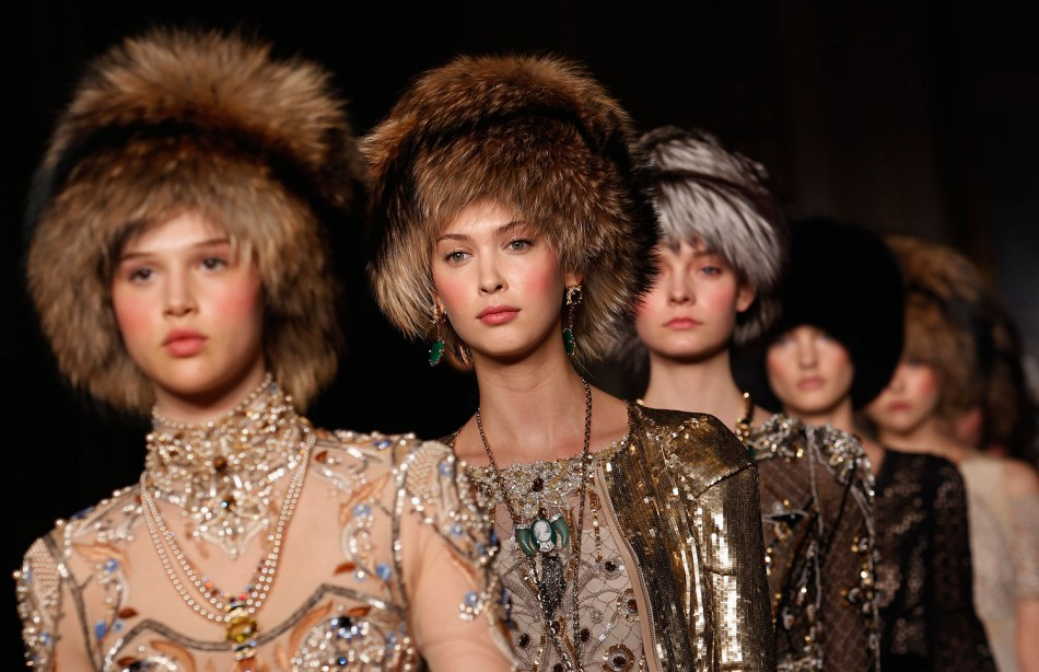 'The Russians Are Coming' at Temperley (1/6)